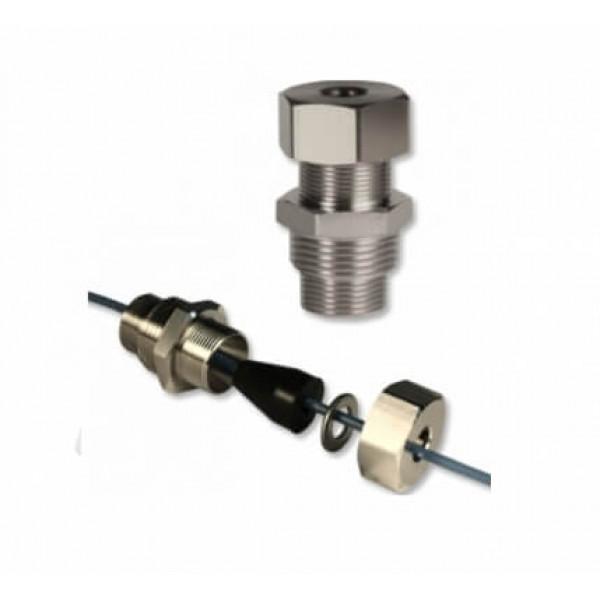 Муфта DEVlfast для установки кабеля DEVlpipeheat DPH-10 в трубу