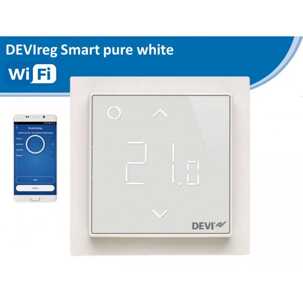 Devireg Smart pure white