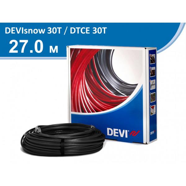 DEVIsnow DTCE-30 220 В - 27 м