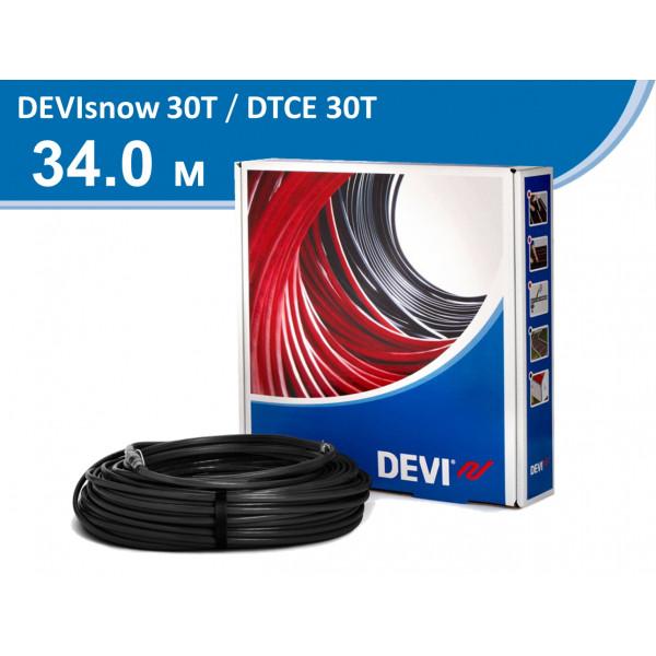 DEVIsnow DTCE-30 220 В - 34 м