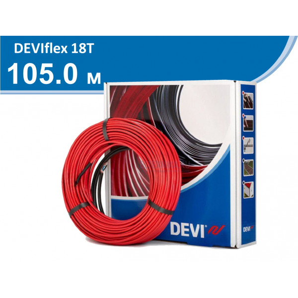 Deviflex DTIP 18Т - 105 м
