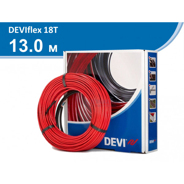 Deviflex DTIP 18Т - 13 м