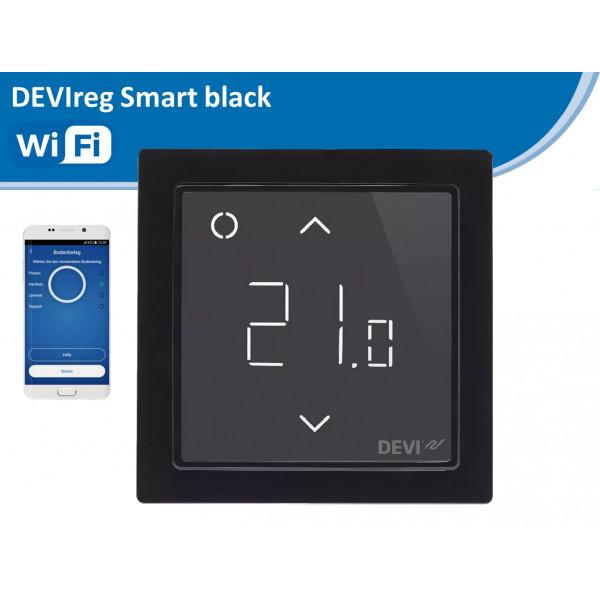 Devireg Smart pure black