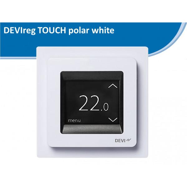 Devireg Touch polar white