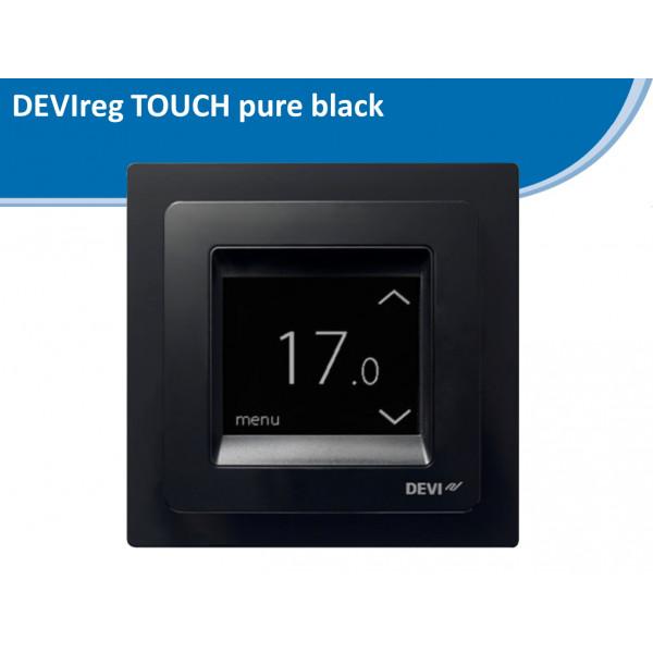 Devireg Touch black