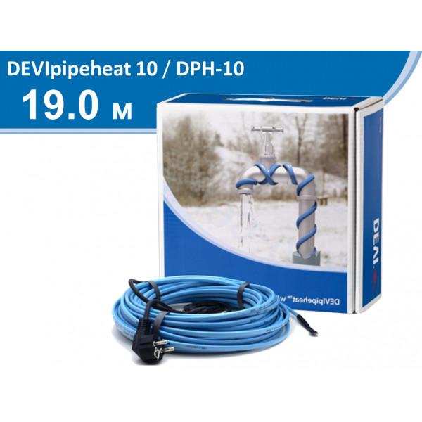 DEVIpipeheat 10 DPH-10 - 19 м