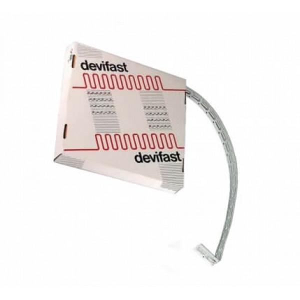 Оцинкованная монтажная лента DEVlfast для крепления кабеля, 10 м.