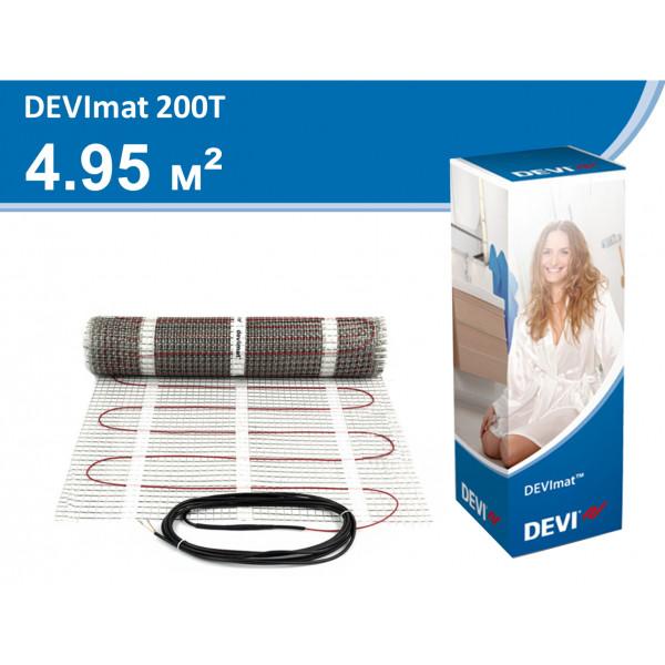 DEVImat DTIF-200 - 4,95 кв.м.