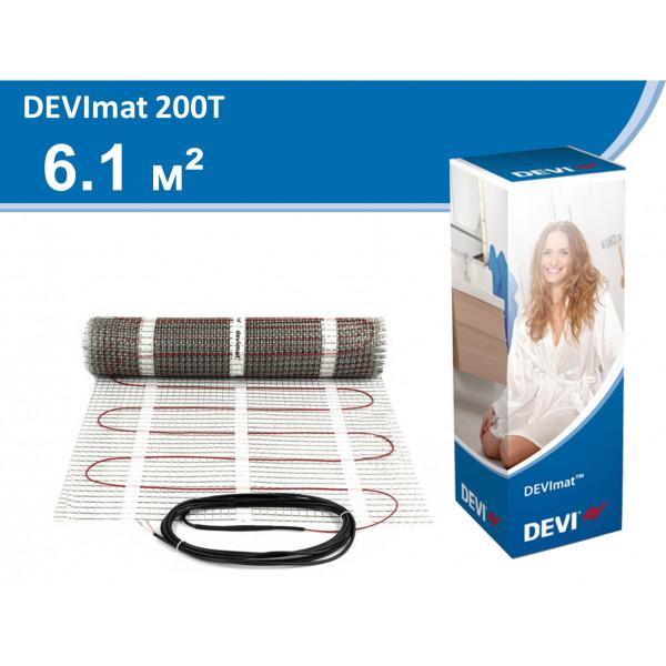 DEVImat DTIF-200 - 6,1 кв.м.